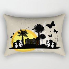 I'm Bloody Ibiza! Rectangular Pillow