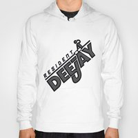 resident evil Hoodies featuring Resident Deejay by PSimages