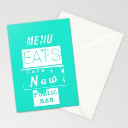 EATS Stationery Cards