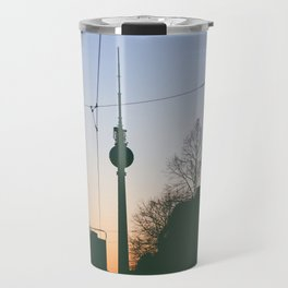 Berlin TV Tower Fernsehturm Travel Mug