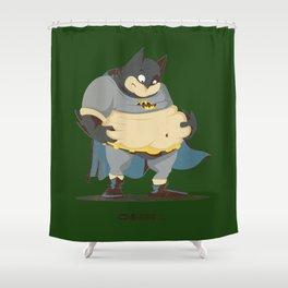 Fatman Shower Curtain