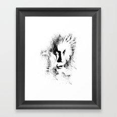 The Crow Framed Art Print