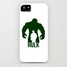 Bruce Banner's Shirt iPhone Case
