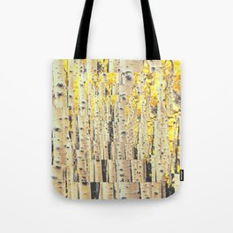 Into Forest Tote Bag