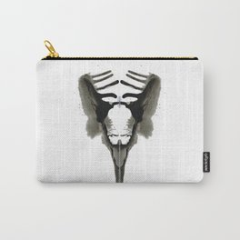 Rorschach Bird Carry-All Pouch