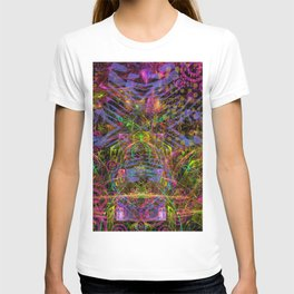 Florid Bedazzlement (abstract) T-shirt