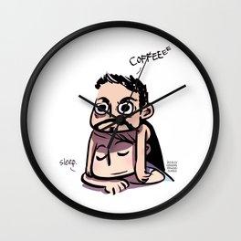 Go to Sleep Wall Clock