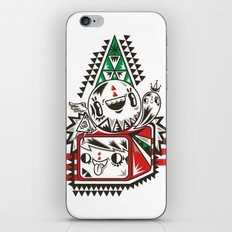 La La La iPhone & iPod Skin