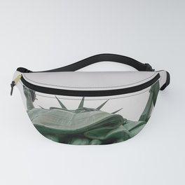 A Lady in green - NYC Fanny Pack