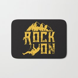 Rock On! Bath Mat