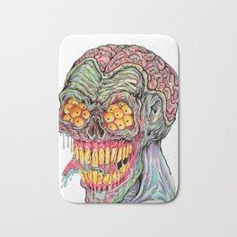 Demon Brain Bath Mat