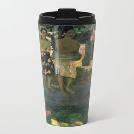 la orana maria  Metal Travel Mug