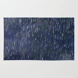 Raining Blue Rug
