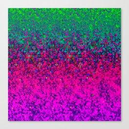 Glitter Dust Background G177 Canvas Print