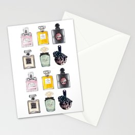 Perfume Collection Stationery Cards