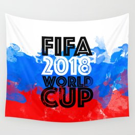 FIFA WORLD CUP 2018 Wall Tapestry