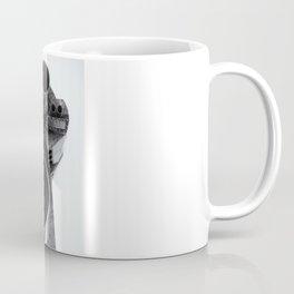 Rocket Motors on Shuttle Atlantis Coffee Mug