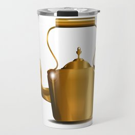 Victorian Copper Kettle Travel Mug