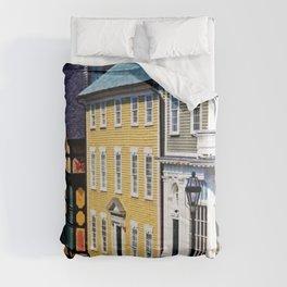 H.P. Lovecraft's Fleur-de-Lys building Providence, Rhode Island Photograph #1 Comforters