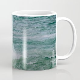 Emerald Coast Waves Coffee Mug