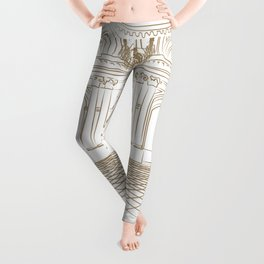 Royal Ballroom Leggings