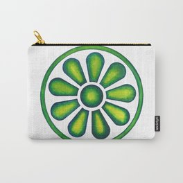 Radial Design Green No.2 Carry-All Pouch