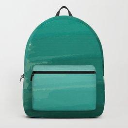 Sea Foam Dream Ombre Backpack
