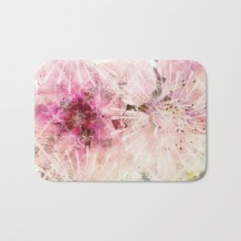 Pink is beautiful - 1 - Afternoon burst Bath Mat