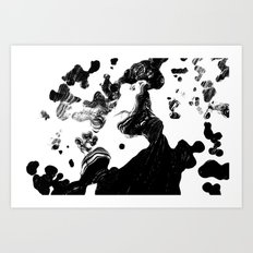 cityzoom Art Print