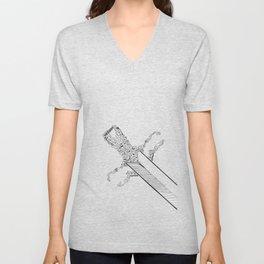 Sword of Valor Unisex V-Neck
