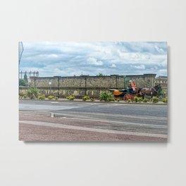 Street Photography, Great Yarmouth, U.K Metal Print