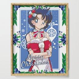 Merry Xmas Ami! Serving Tray