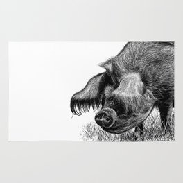 Piggy Rug