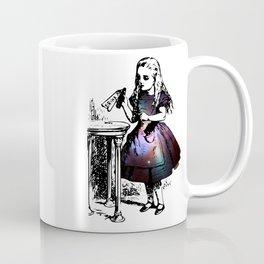 Alice in Universe Coffee Mug