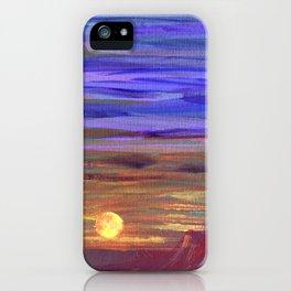 Magical Southwest Night Sky iPhone Case
