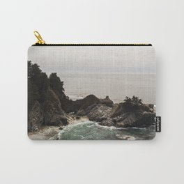 BIG SUR, CA WATERFALL AND COAST Carry-All Pouch