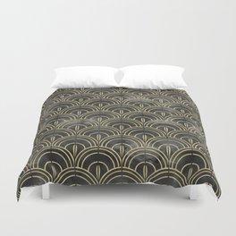 The Roaring Twenties Pattern Duvet Cover