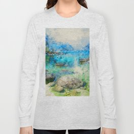 Lake Tahoe Long Sleeve T-shirt