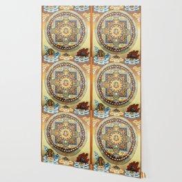 Hindu Buddhist Mandala 20 Wallpaper