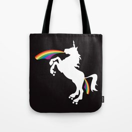 Double Rainbows of Roller Derby  Tote Bag