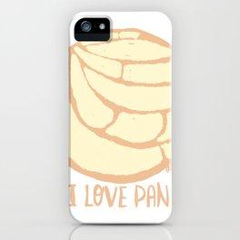 Pan Dulce [Concha] iPhone Case