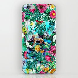 Tropical Jungle II iPhone Skin