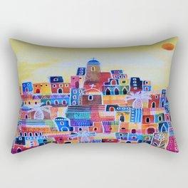 Eastern Summer Rectangular Pillow