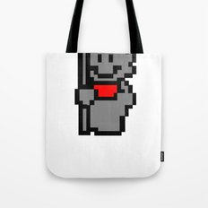 Tanooki Stone Suit Tote Bag
