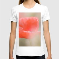 poetry T-shirts featuring Poppies poetry by Kathleen Schulze