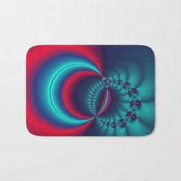 time for fractals -6- Bath Mat