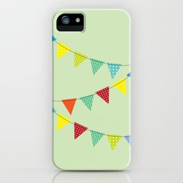 Hurray for boys! iPhone Case