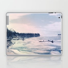 Waiting for the Thaw Laptop & iPad Skin