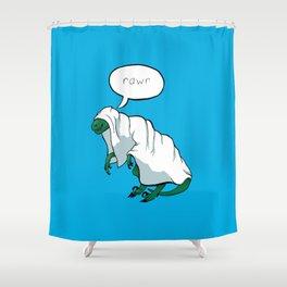 rawr Shower Curtain