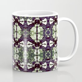 Eggplant Bloom Coffee Mug